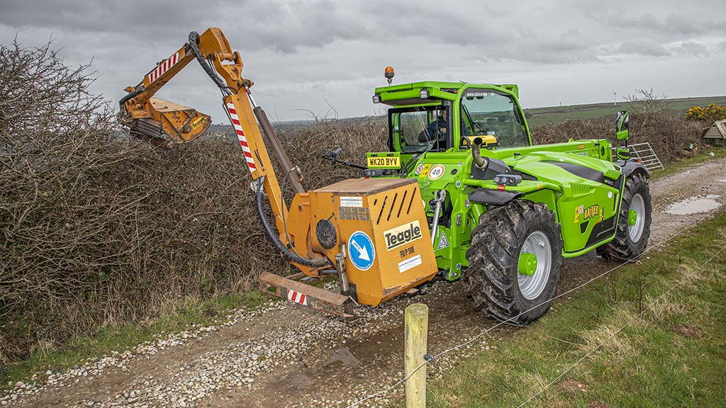 User review: Can Merlo's MultiFarmer really carry out tractor tasks?