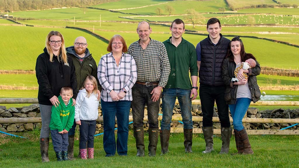 Backbone of Britain: Family set to host fifth open farm event