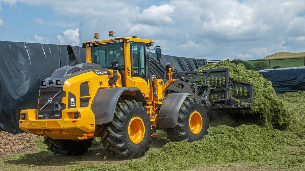 User review: Volvo loading shovel proving its worth for Wiltshire contractor