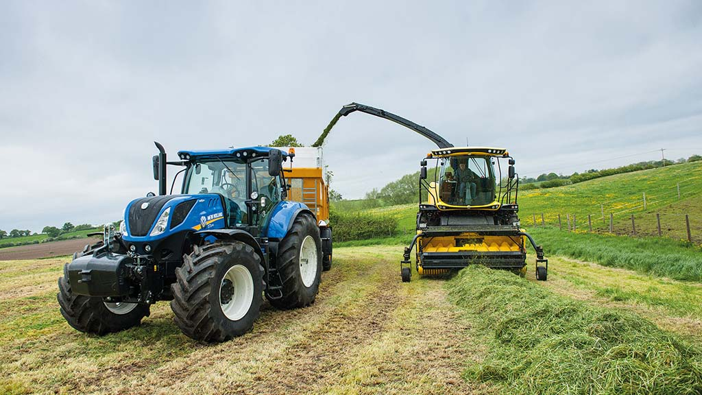 For CNH Industrial's main agricultural brands, which includes New Holland, Case IH and Steyr, how are these going to be positioned in the future?