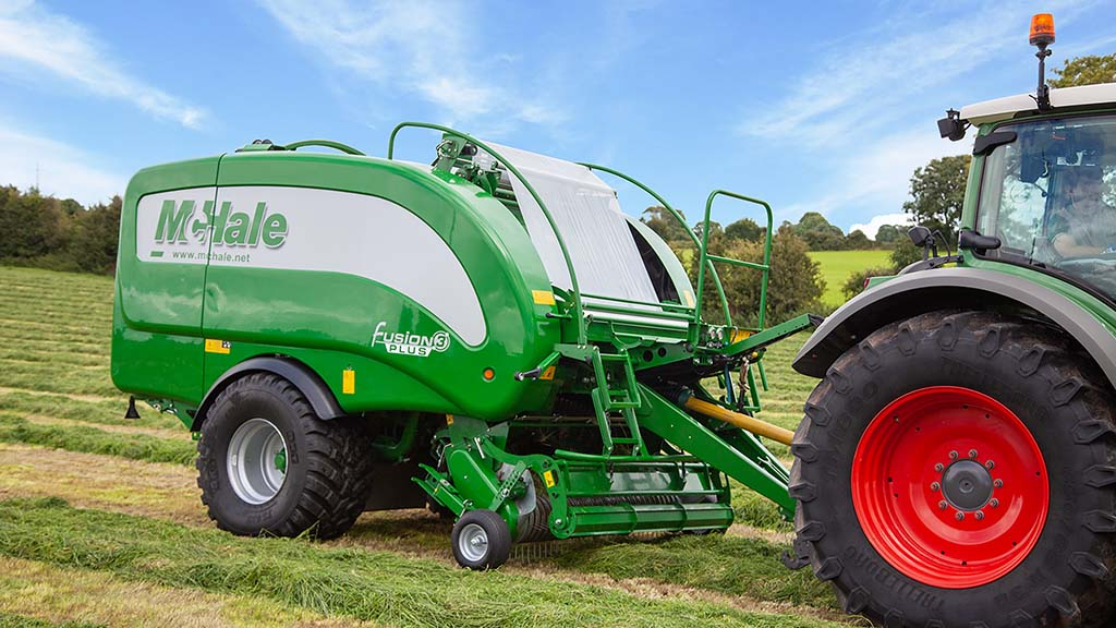 Behind the scenes: How McHale went from used machinery dealer to global success story