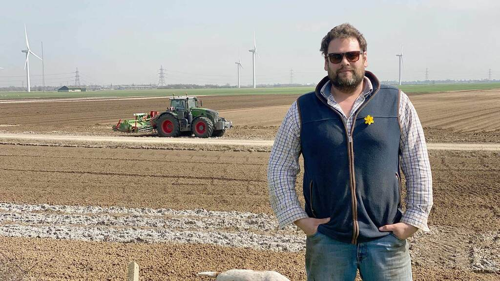 In your field: James Lacey - 'Potato sales are slowly starting to creep up'