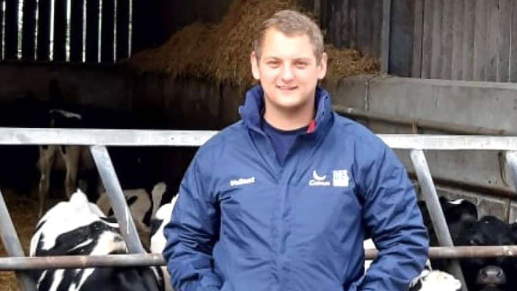 Young farmer focus: Ben Mycock - 'The whole agricultural industry needs a shake-up'