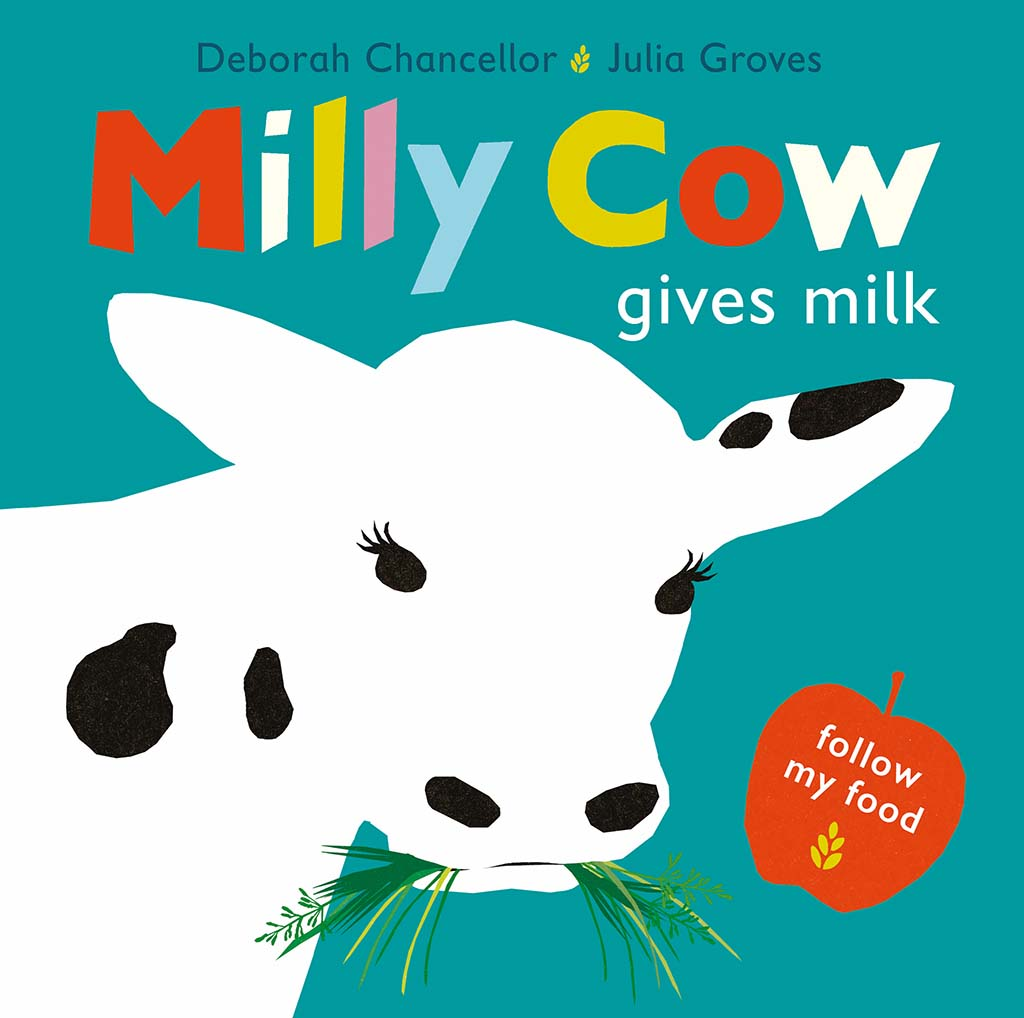 Children's author to publish series of books about food production
