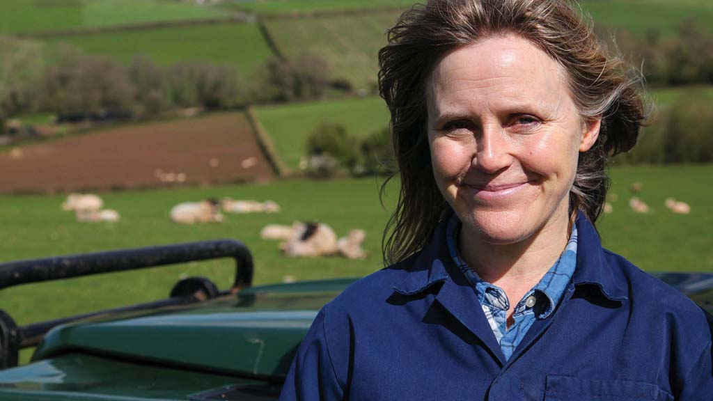In your field: Kate Beavan - 'I prefer lambing outdoors and the lambs benefit from it'