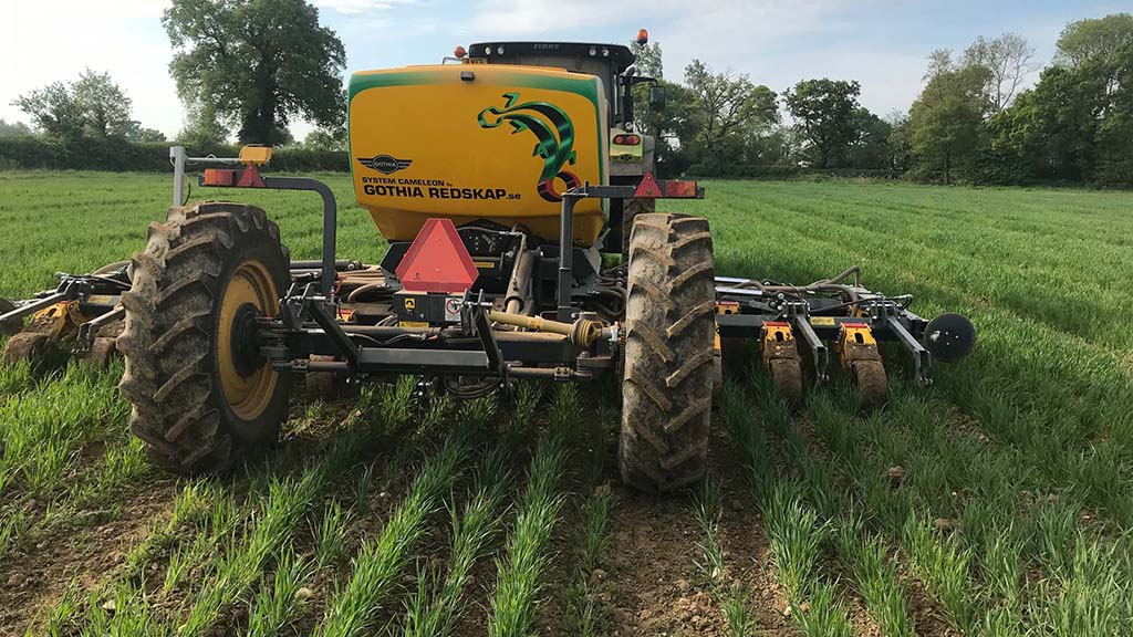 User review: Two in one Cameleon drill helping fight against weeds