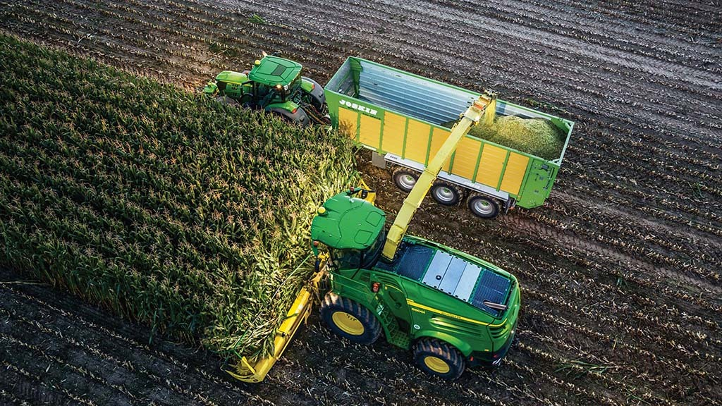 John Deere adds more machines to Machine Sync guidance control system