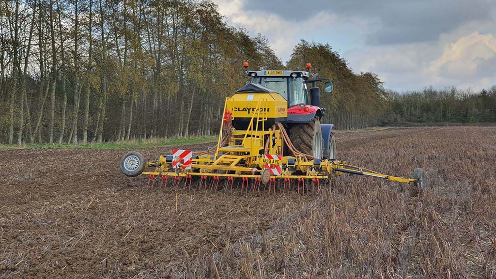 User review: Strip-till approach cultivates right conditions for expansion