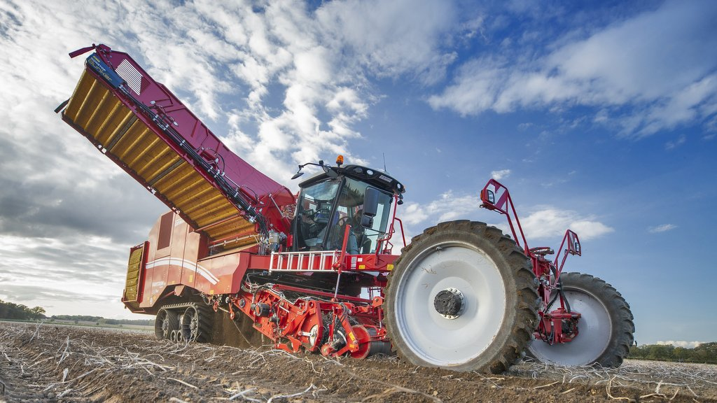 Behind the scenes: How Grimme went from a small family forge to dominating the root crop equipment industry