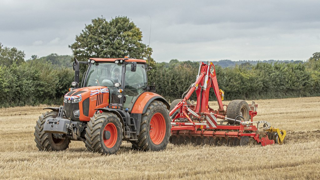 Kubota tractors have offered the right combination of affordability and versatility for JD Spencer and Sons, handling a range of cultivation implements for 340ha of crops.