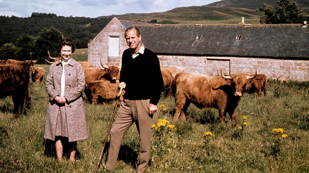 Tributes paid to proud supporter of British farming, Prince Philip