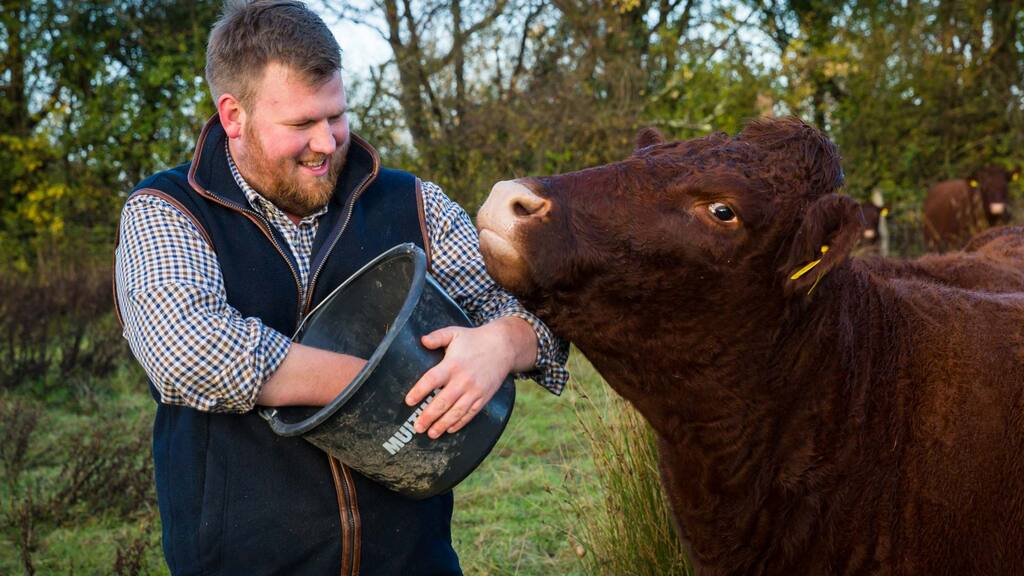 In your field: James and Isobel Wright - 'We need a wet May - it has not rained once in April'