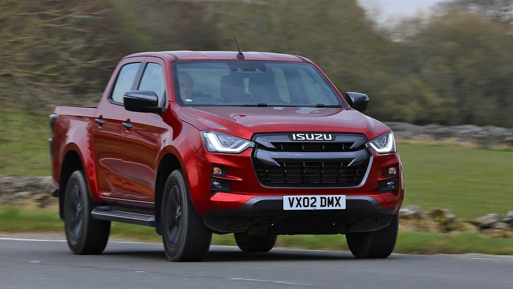 On-test: New Isuzu D-Max targets larger slice of the pickup market with extra refinement