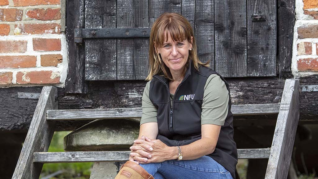 'Farming can provide solutions to our biggest challenges'