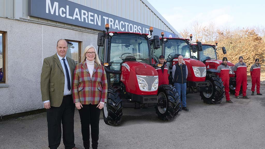 McCormick expands into the Highlands