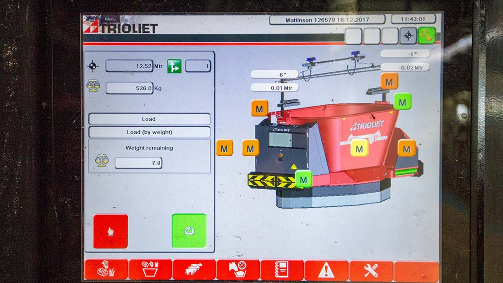 Control of the robot is via a touchscreen in the building or remotely from the office or mobile device.