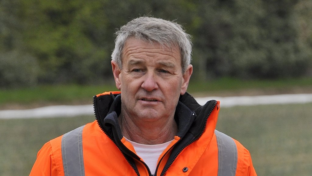 """""""Buying the tractor was an easy decision,"""" says Farm Director Andrew Williams. """"From a business point of view, we are all confident this is where the future for vegetable and root crop production is leading."""""""