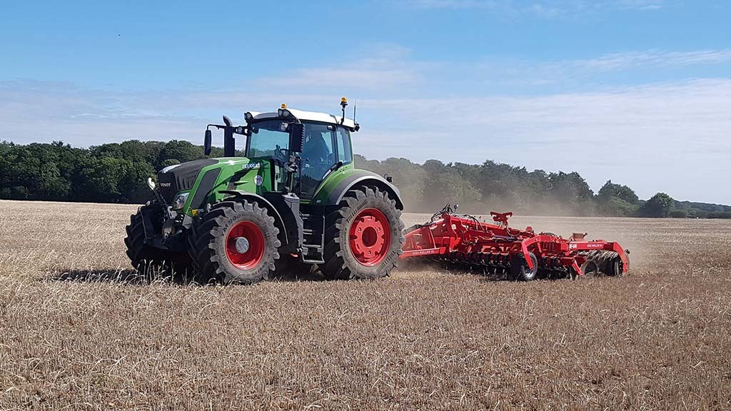 He-Va goes XL with Disc Roller