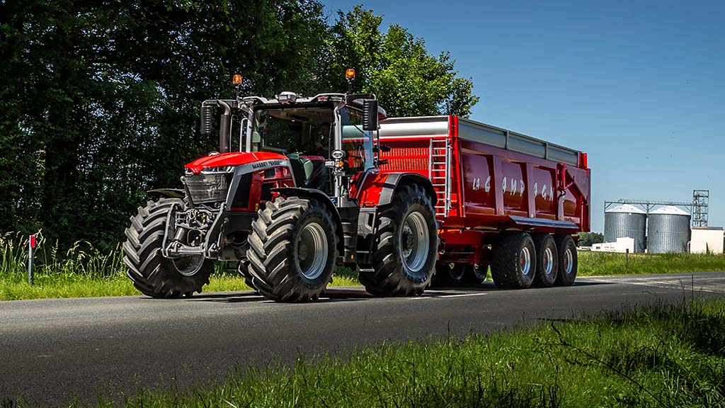 Product development special: No slowing down tractor developments
