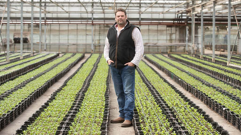In your field: James Lacey - 'My biggest focus is currently on robotics'