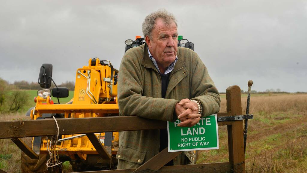 Farming with Jeremy Clarkson - 'I know of no profession that requires you to be so multi-abled'