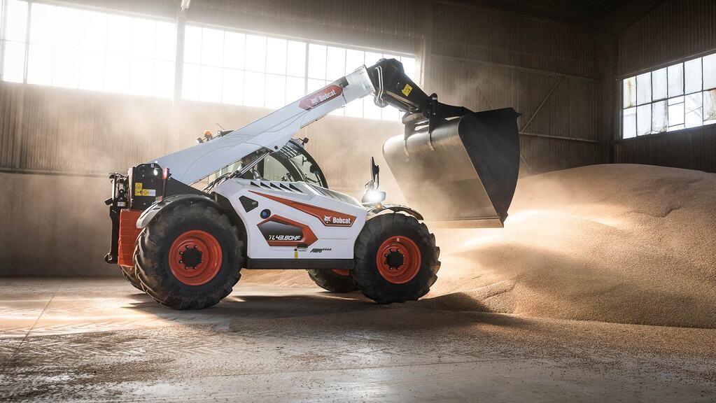 Bobcat pins high hopes on new R-Series telehandlers as it aims to double its loader production by 2025