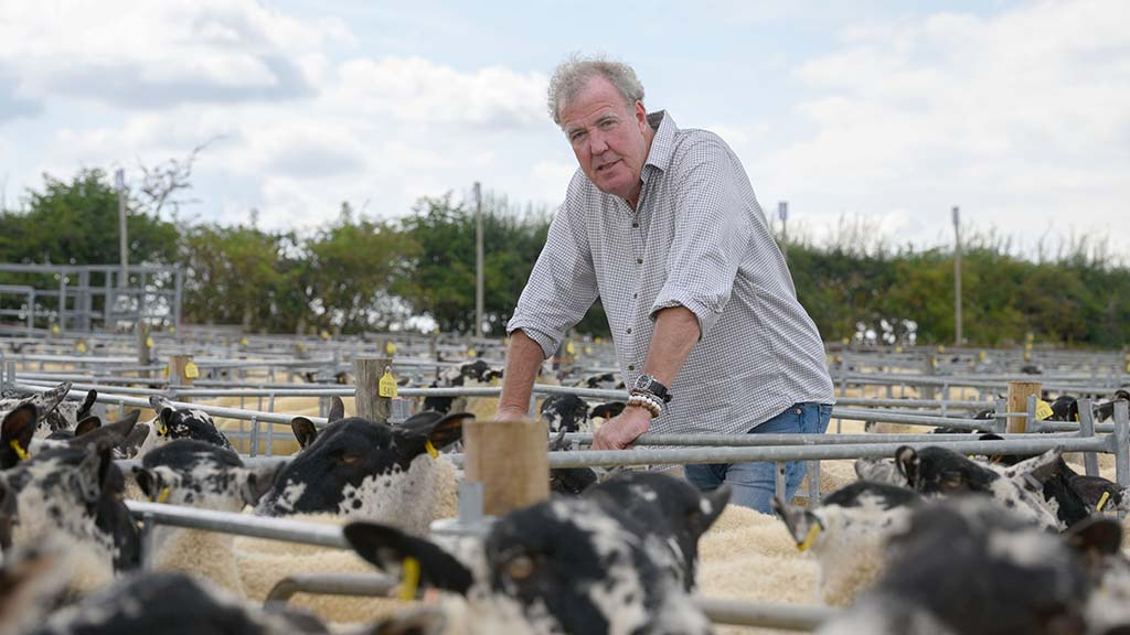'Government must support farmers to increase food self-sufficiency levels' - Jeremy Clarkson