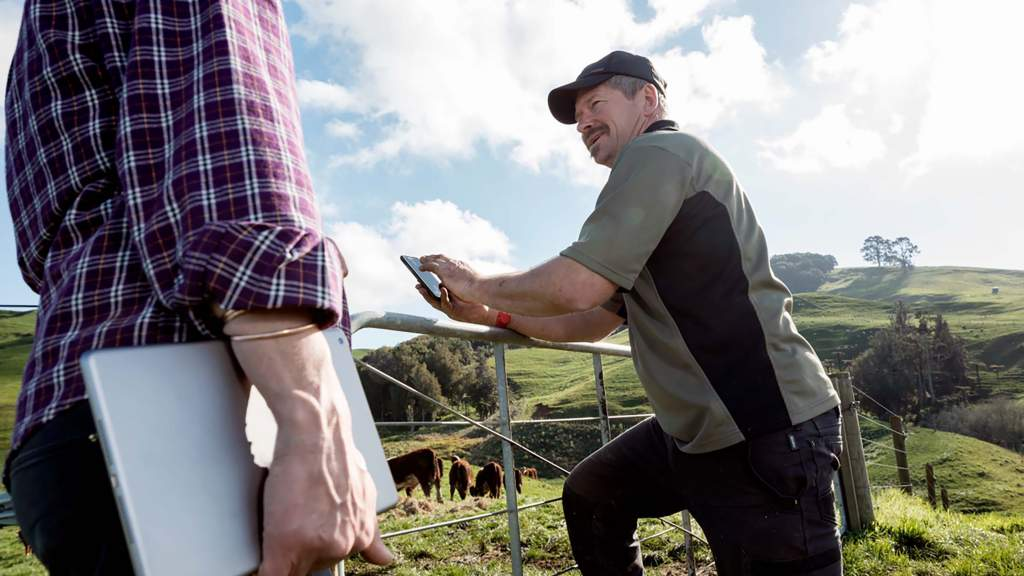 Fifty-two per cent of respondents gave New Zealand an excellent rating for agricultural technology.