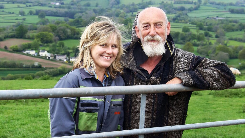In your field: Kate Beavan - 'I'm sure the local Hells Angels are only drinking our cider to help the environment'