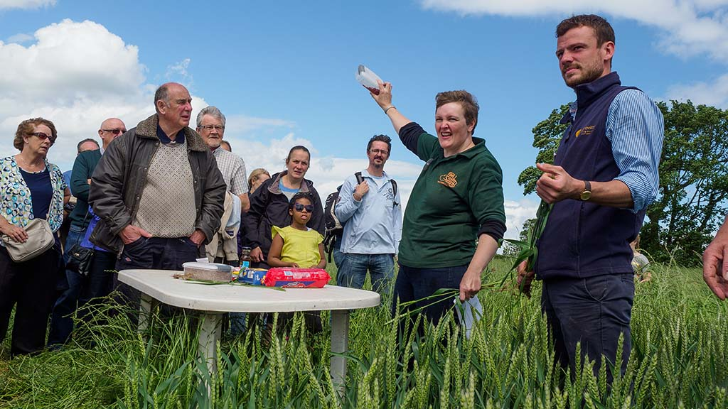 Farmers open their gates to 'thousands' for Open Farm Sunday