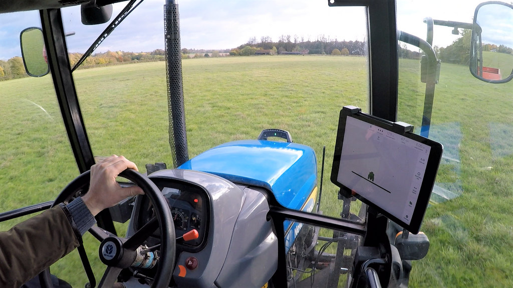 Still keeping on course: Agricision five years on