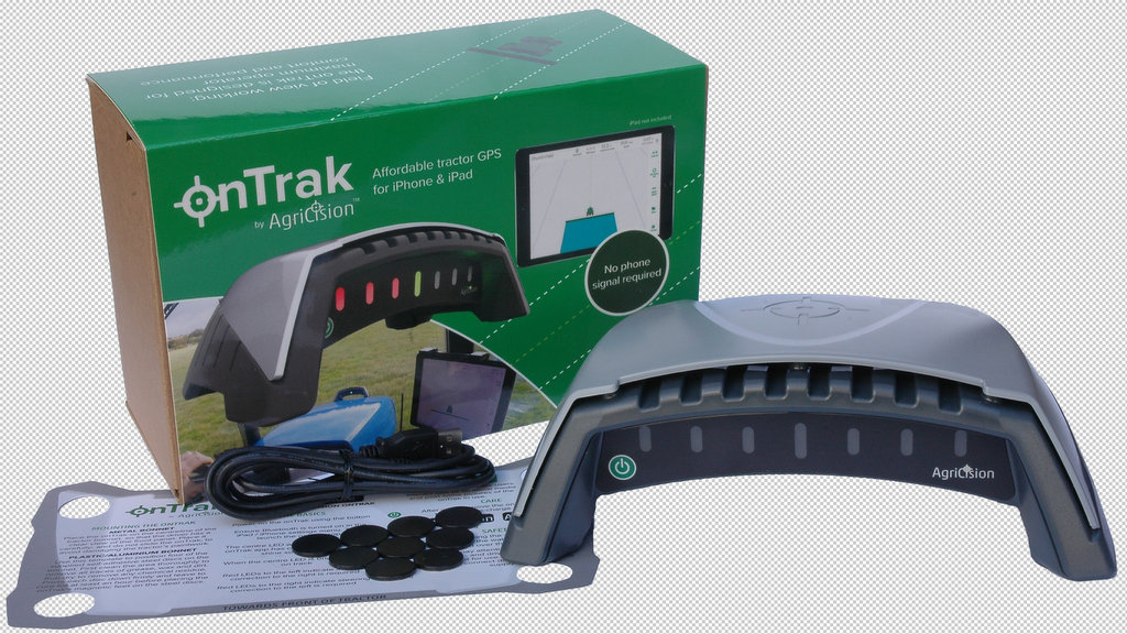 About the Agricision onTrak system