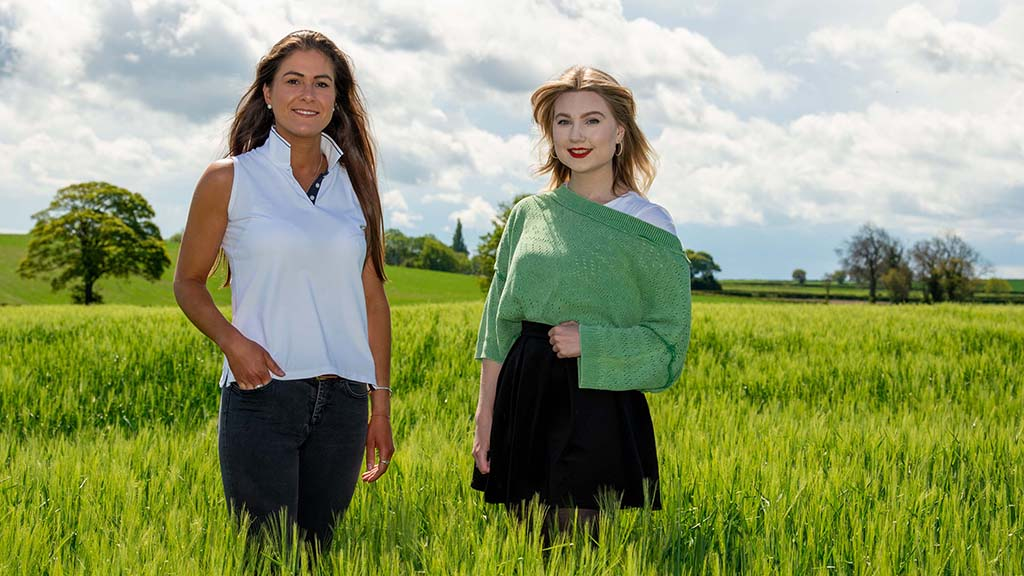 Podcast promotes farming careers -  'I was taught nothing about farming in school'