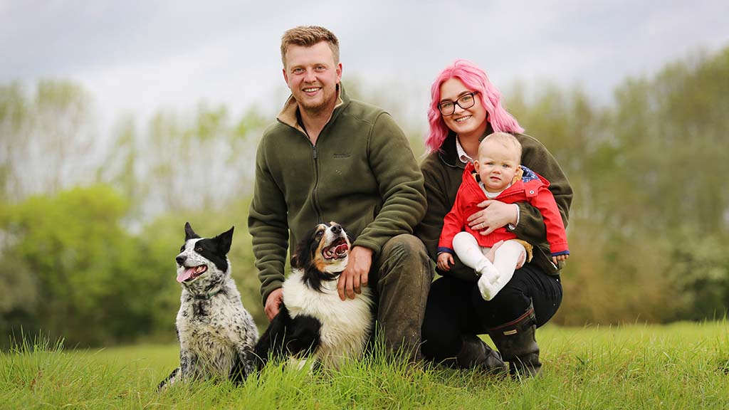 Grasping every opportunity leads young farmer to tenancy
