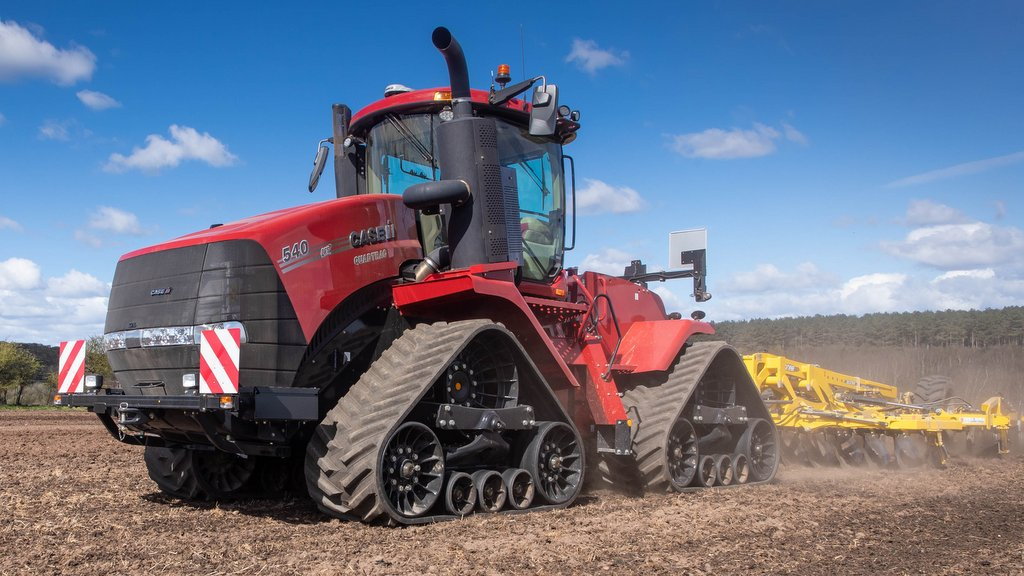 Review: Up close and personal with Case IH's new Quadtrac AFS Connect tractor