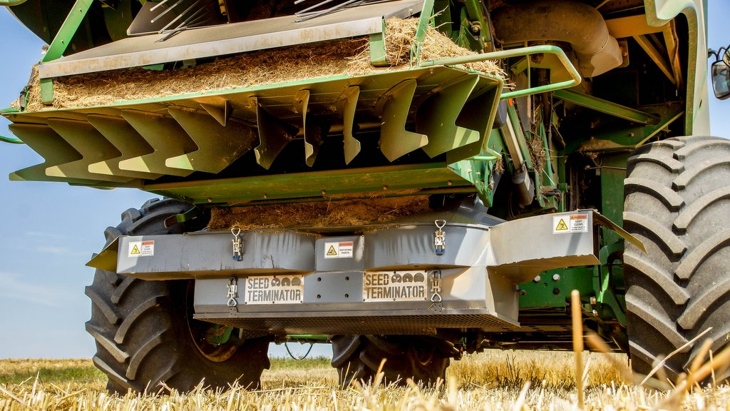 User review: Essex grower trials combine-mounted weed seed destruction device