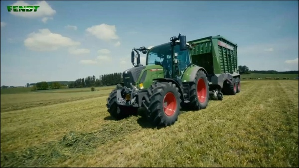 Smart farming with FendtOne
