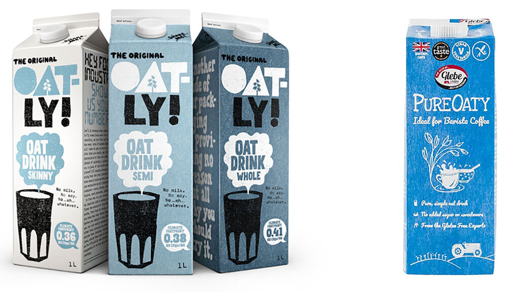 Oatly takes UK family farm to court over trade mark infringement claims