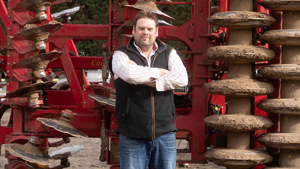 In your field: James Lacey - 'The last of the 2020 potatoes have been graded and sent out'