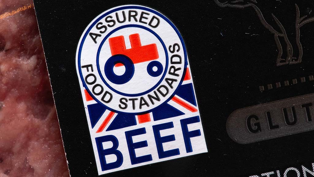Beefed up Red Tractor standards must allow farmers to be competitive