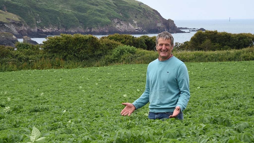 WELSH FARMING FOCUS - Potato provenance proving its value with Welsh consumers
