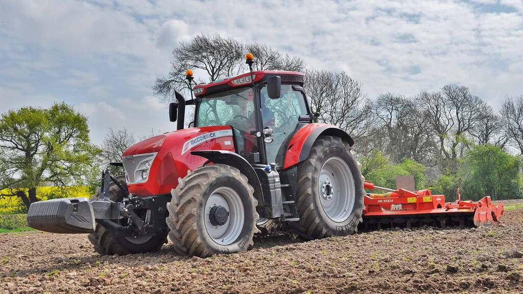 A McCormick agency since 2011 it has become one of the most successful UK McCormick franchises, selling the nation's very first X7.670 tractor.