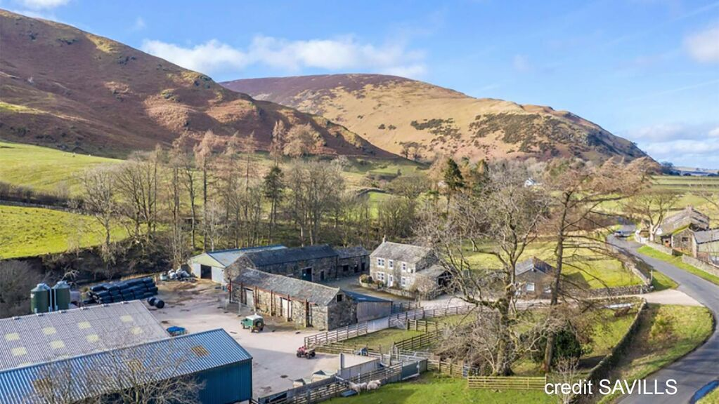 Newton Rigg's upland farm, valued at £1,725,000, to remain education resource
