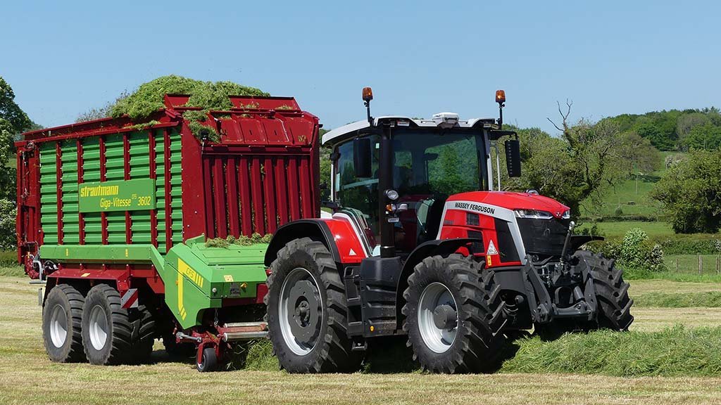 On-test: Massey Ferguson issues statement of intent with new 8S tractors