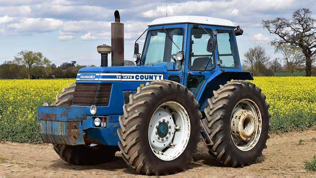 Classics still commanding high prices as County 1474 fetches £196k at Shrubbs Farm Collection dispersal