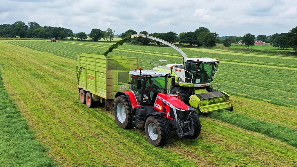 User review: Massey Ferguson moves into modern era with 8S tractors