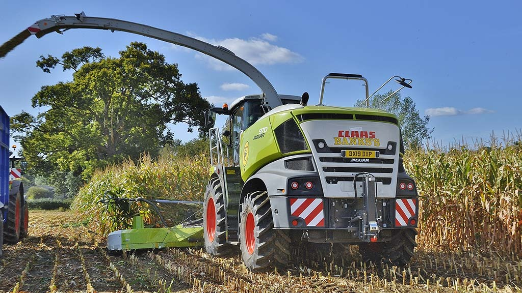 User review: More grunt, less roar from new Claas Jaguar 970 self-propelled forage harvester