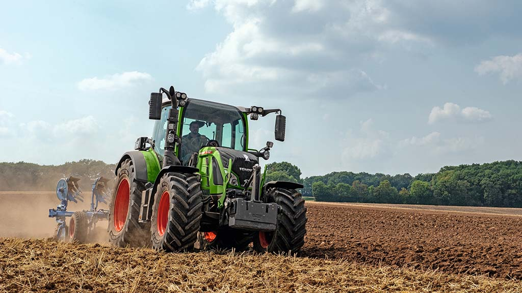 Fendt gives optimistic view from the top and launches a host of new products