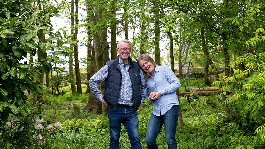 'We have some beautiful natural resources here which make it a peaceful place for people to come' - farm offers outdoor activity packages to guests