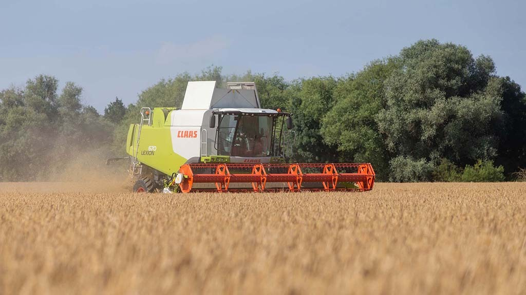 Solid support for higher barley prices